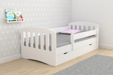 bezpieczne łóżko dziecięce