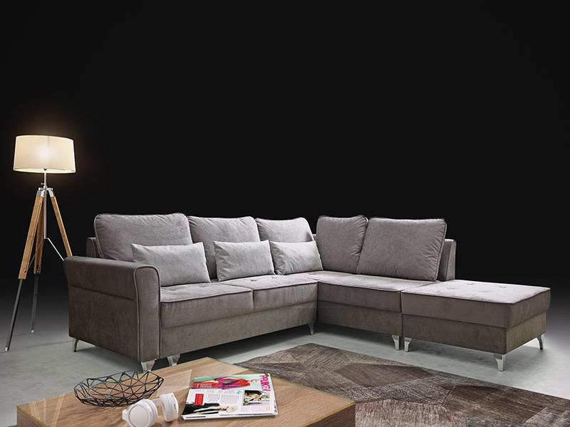 nowoczesna kanapa narożna